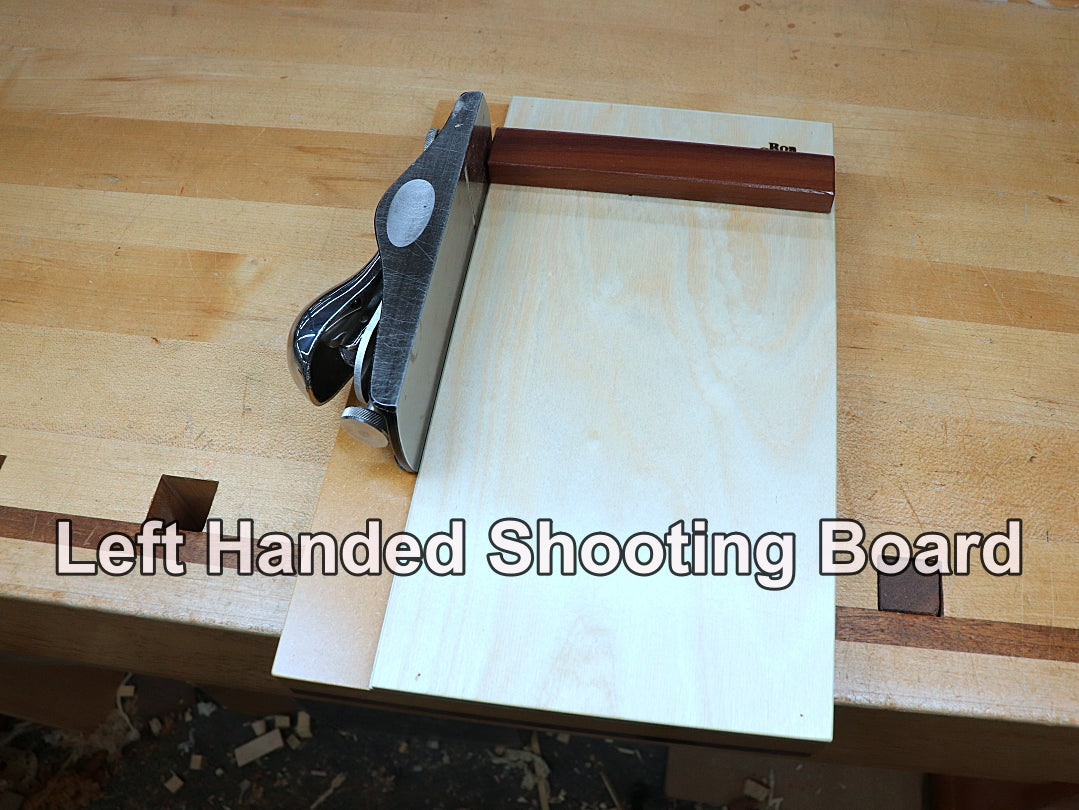 12 inch left handed shooting board