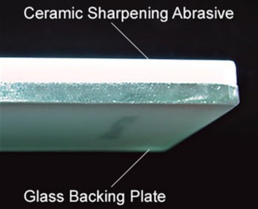 Shapton 1,000 Ceramic HR Glass Stone