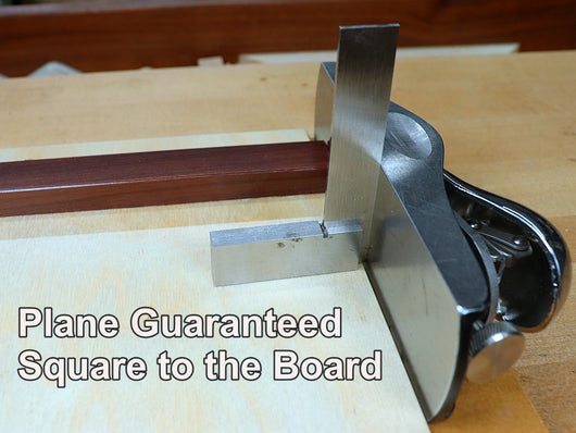 12 inch shooting board plane square to board