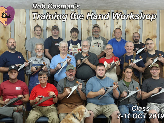 Workshop: Training the Hand 6: 19 - 24 October 2020