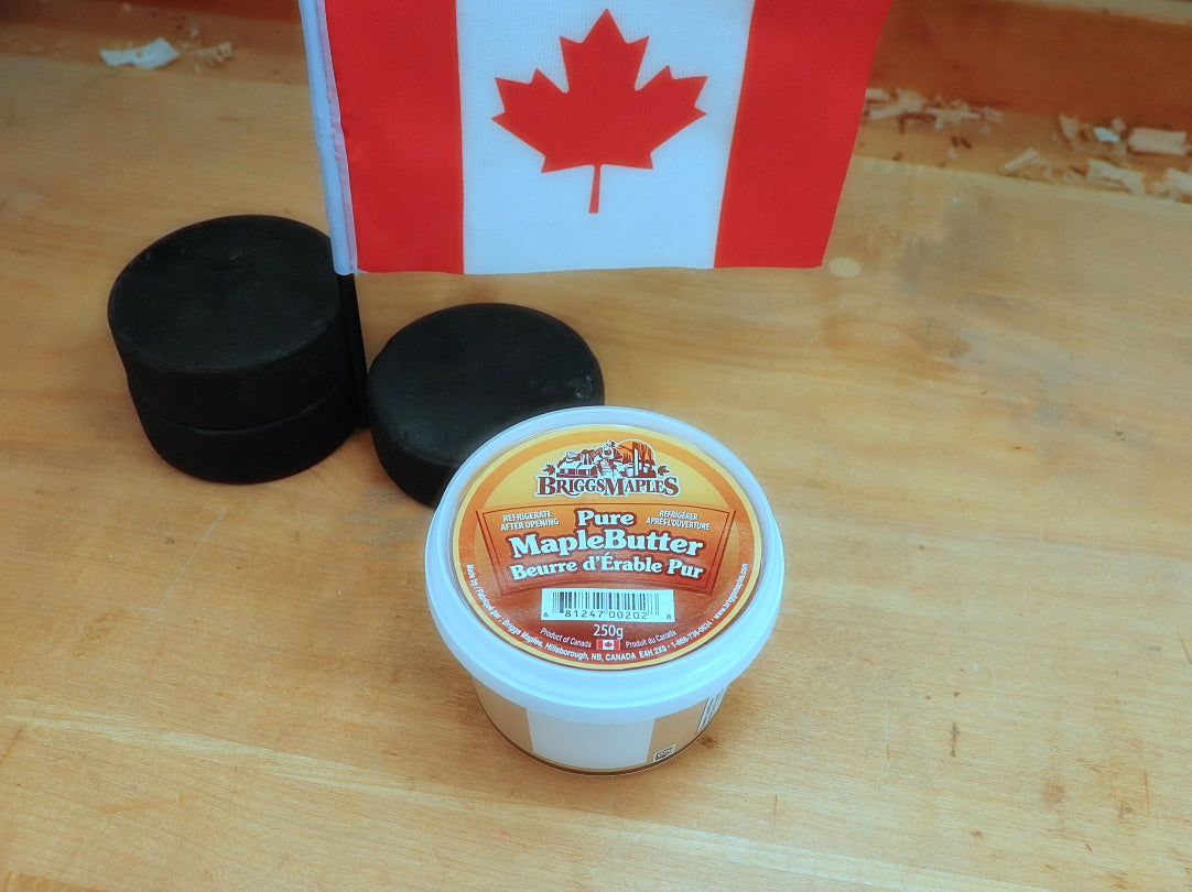 Pure Canadian Maple Butter