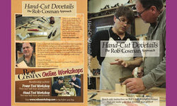 Video: Hand-Cut Dovetails - The Rob Cosman Approach