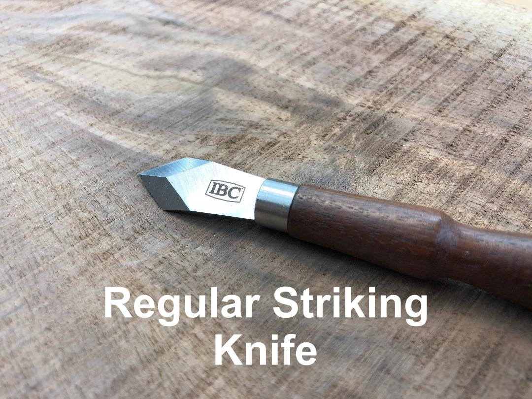 IBC regular striking knife