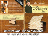 The Wood-Hinge Box Video