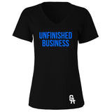 Women's Limited Edition - Unfinished Business V-Neck