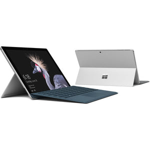 "Microsoft Surface Pro - Tablet - Core i5 7300U / 2.6 GHz - Win 10 Pro 64-bit - 8 GB RAM - 256 GB SSD - 12.3"" touchscreen 2736 x 1824 - HD Graphics 620 - Wi-Fi, Bluetooth"