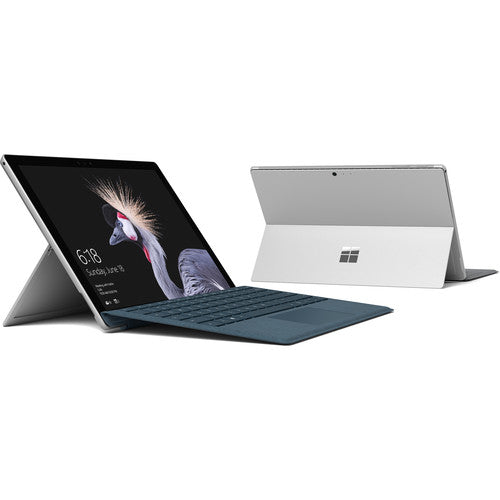 Microsoft Surface Pro - Tablet - Core i5 7300U / 2.6 GHz - Win 10 Pro 64-bit - 8 GB RAM - 256 GB SSD - 12.3