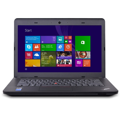 Lenovo ThinkPad Edge E440 Core i3-4000M Dual-Core 2.4GHz 4GB 120GB DVD±RW 14