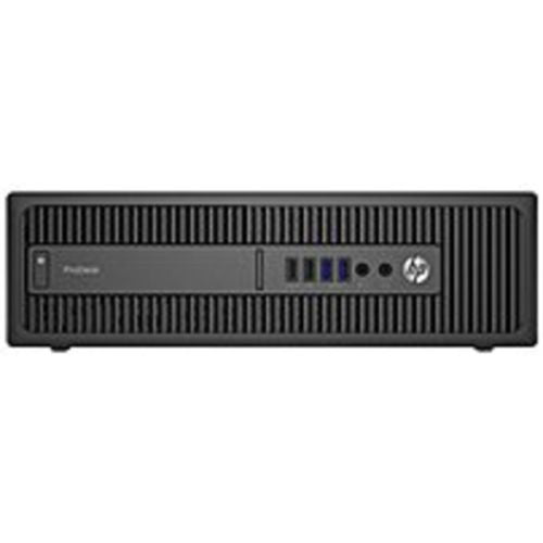 B HP ProDesk 600 G2 Z8N60UP Desktop PC - Intel Core i5-6500 3.2 GHz Quad-Core Processor - 8 GB DDR4 SDRAM - 128 GB SSD - Windows 10 Pro 64-bit