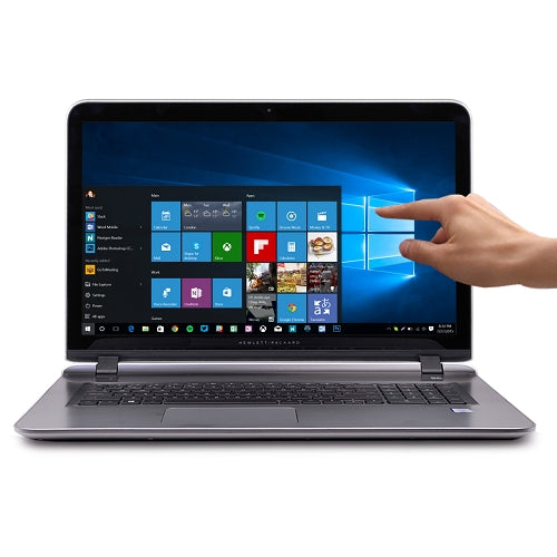 HP Pavilion 17T Touchscreen Core i7-6500U Dual-Core 2.5GHz 16GB 1TB DVD±RW 17.3