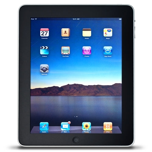 Apple iPad with Wi-Fi 16GB - Black (3rd generation)