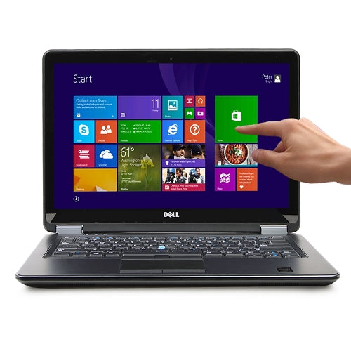 Dell Latitude E7440 Touchscreen Core i7-4600U Dual-Core 2.1GHz 8GB 256GB SSD 14