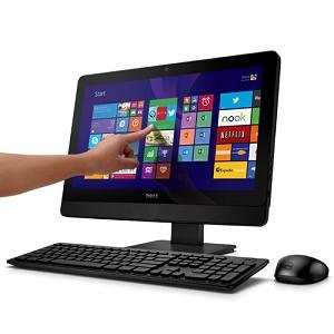 Dell Inspiron 20-3048 20 Touchscreen Pentium G3220T Dual-Core 2.6GHz All-in-One PC - 4GB 1TB DVD±RW/W8.1/Webcam