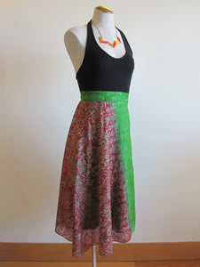 Wrap-Around Skirt (One-of-a-Kind + Available in Multiple Colors)