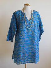 Island Tunic L/XL  (One-of-a-Kind + Available in Multiple Colors)