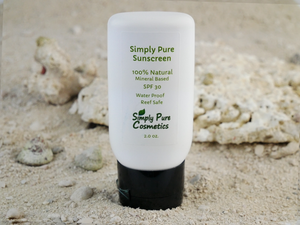 Simply Pure Sunscreen SPF 30