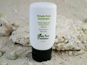 Simply Pure Sunscreen SPF 50