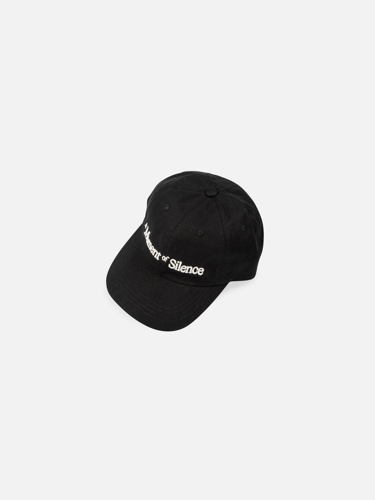 A Moment of Silence Cap - Black