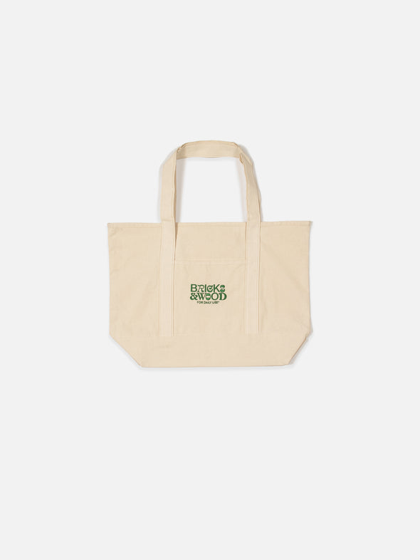 For Daily Use* Boat Bag - Green
