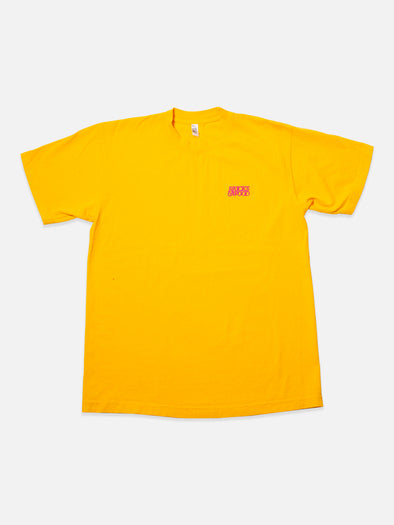 Summer Gold Logo Tee