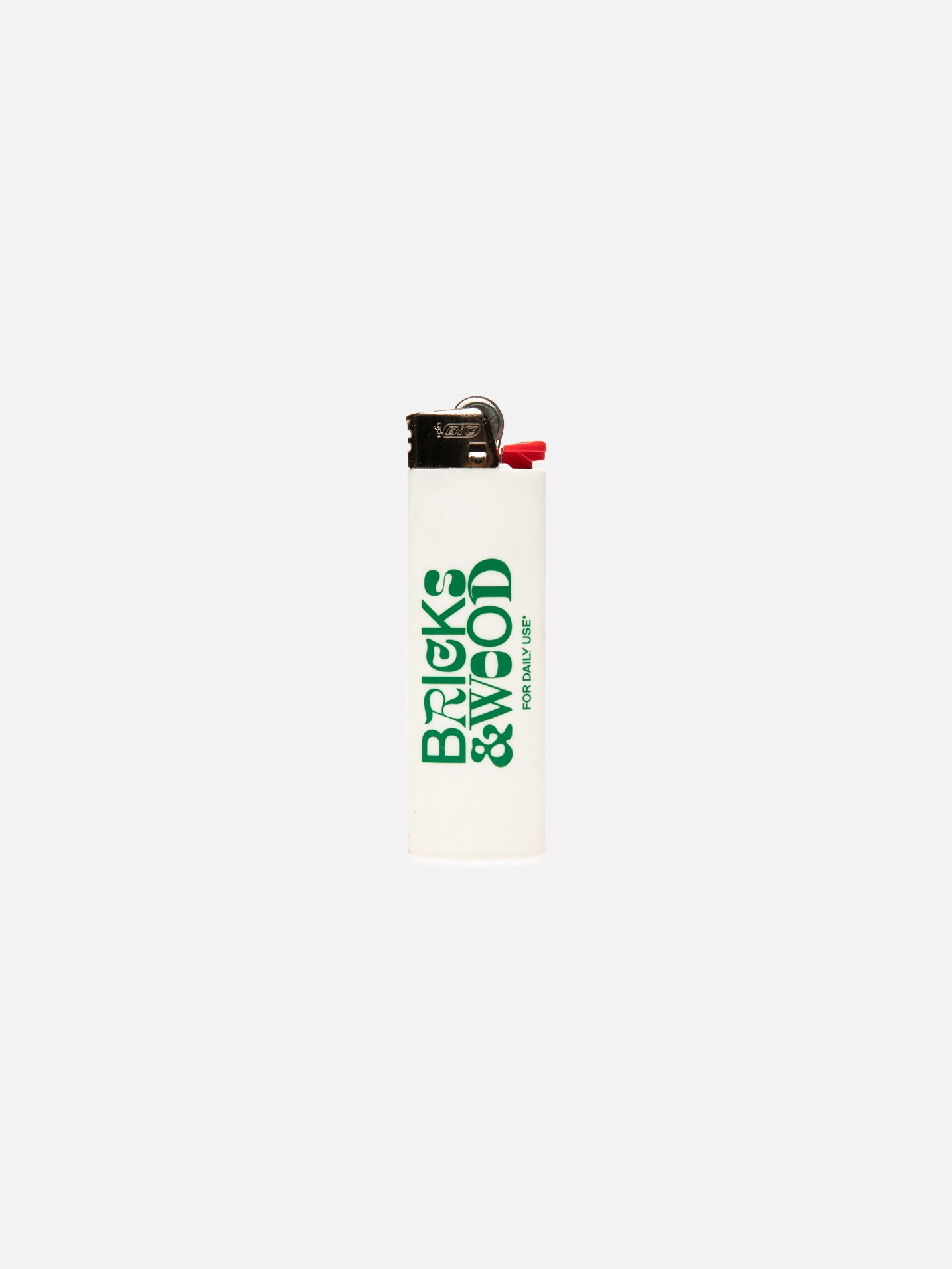 BIC® Classic® For Daily Use* Lighter - White/Green