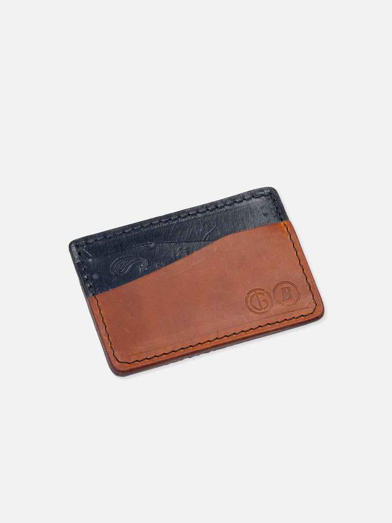 Tanner Goods x Bricks & Wood Paisley Journeyman