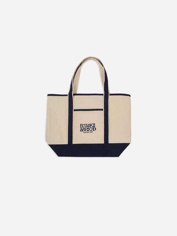For Daily Use* Boat Bag - Navy