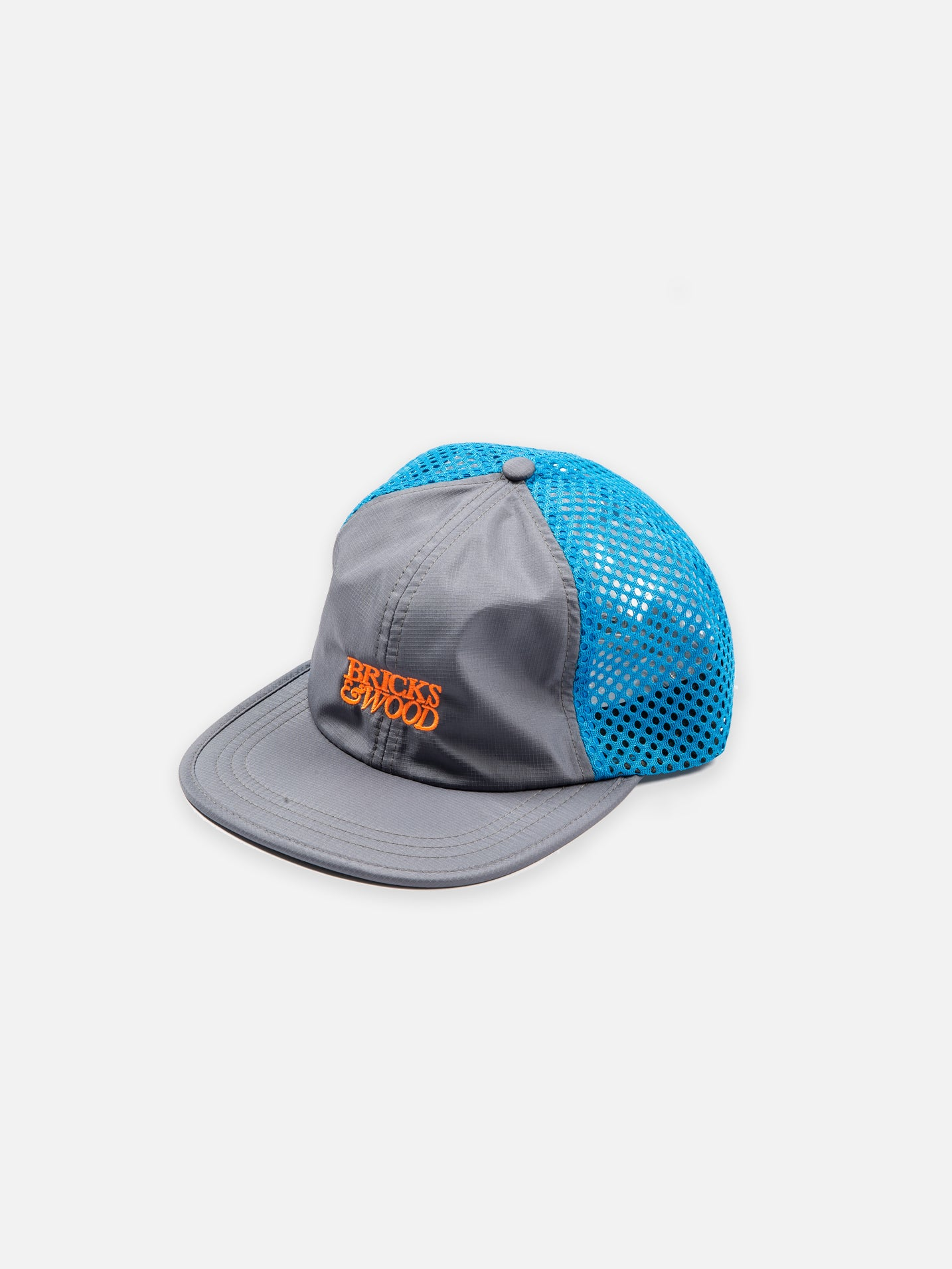 Grey Outdoor Logo Cap