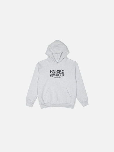 For Daily Use* Hoodie - Ash