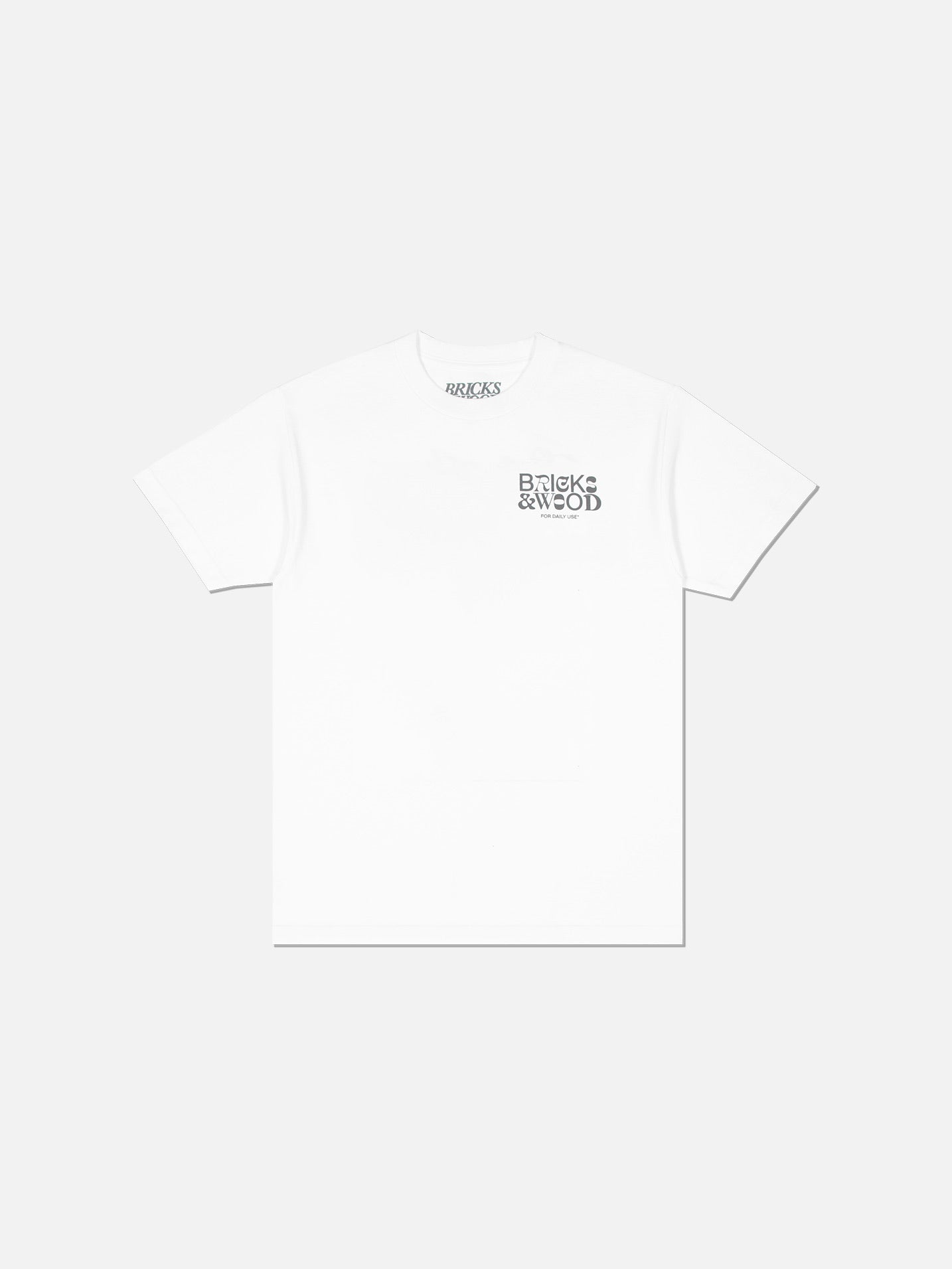 For Daily Use* T-Shirt - White