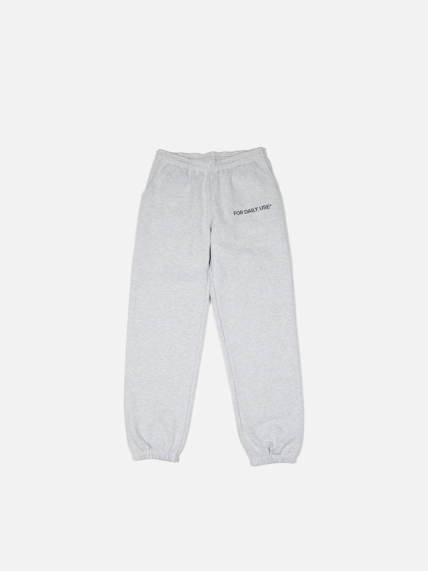 For Daily Use* Sweatpants - Ash