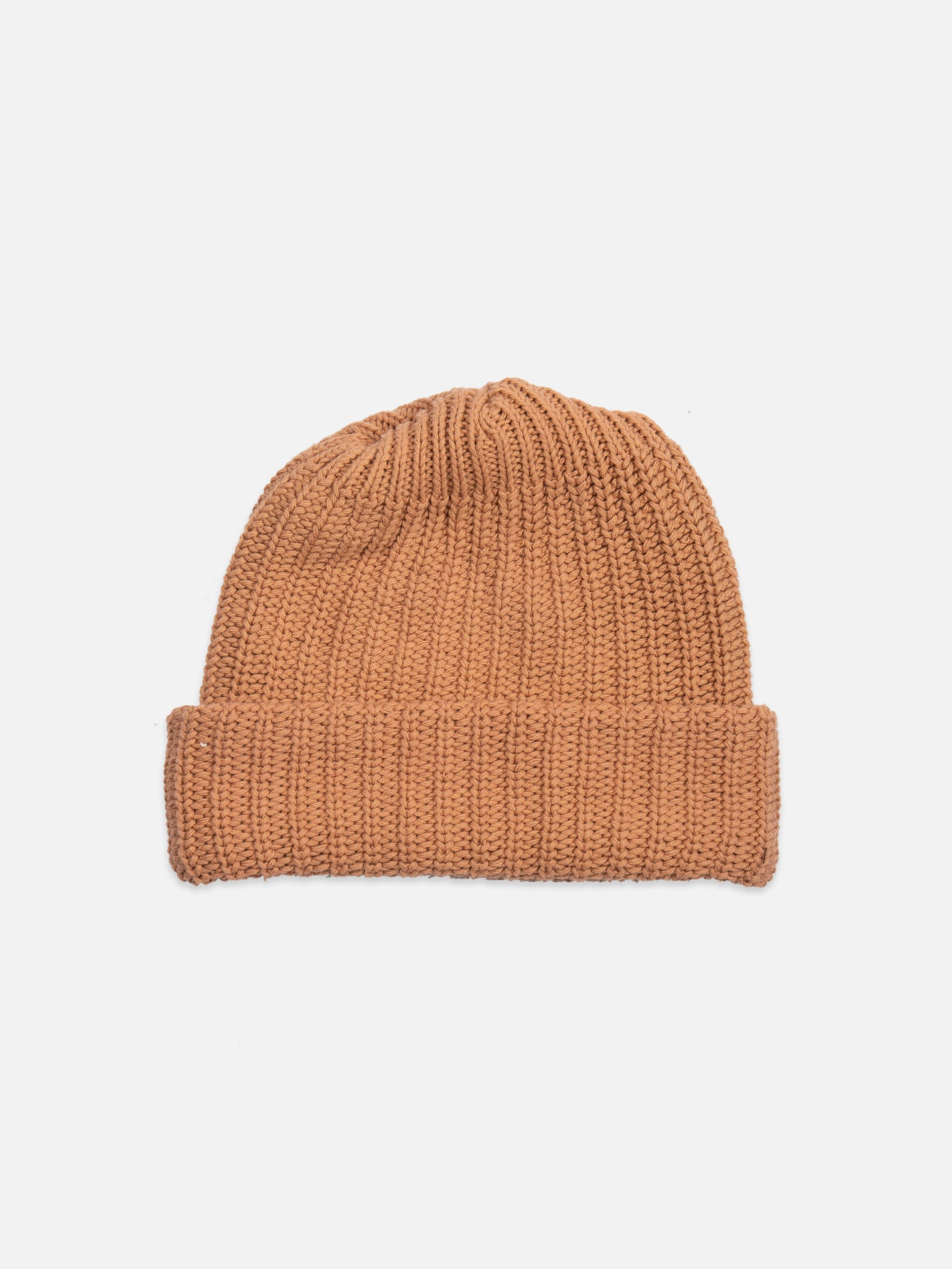 Heavy Knit Beanie - Dusty Rose