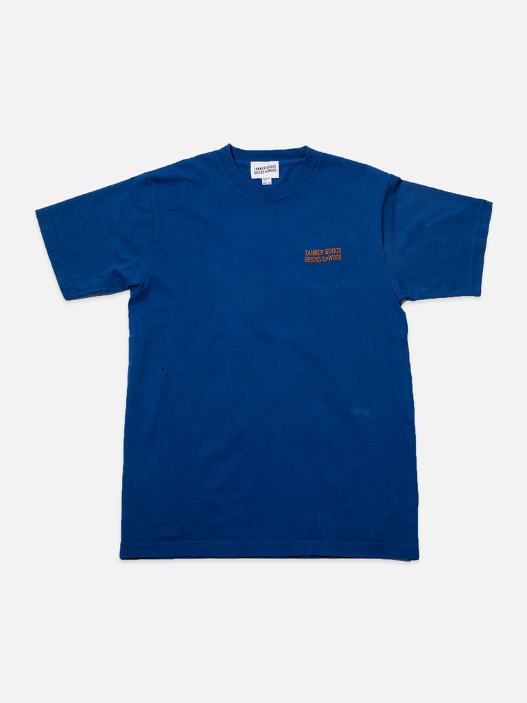 Royal Wave Logo Collab Tee