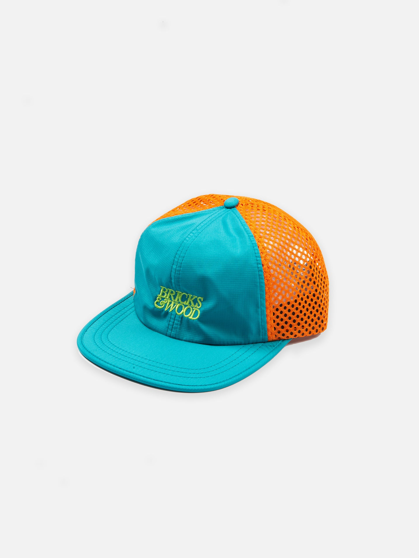 Teal Outdoor Logo Cap