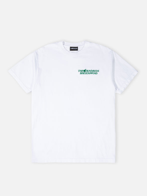 White Bricks Tee