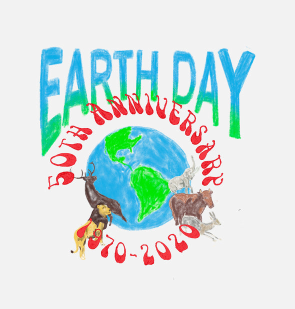 50th Anniversary Earth Day Tee