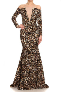 Cheeta Dress