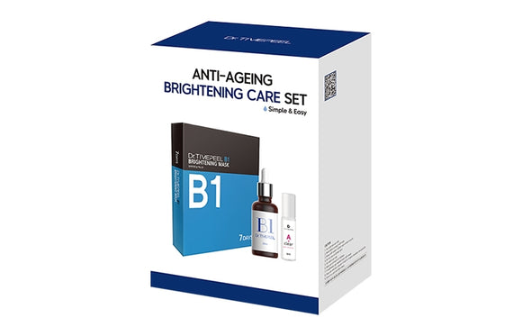[닥터스킨] dr.timepeel ANTI-AGEING BRIGHTENING CARE