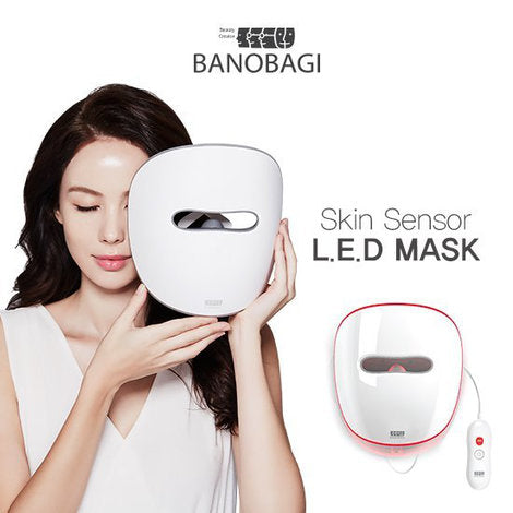 [바노바기] 스킨센서 LED 마스크 Skin Sensor LED Mask - HotDeal.Koreadaily