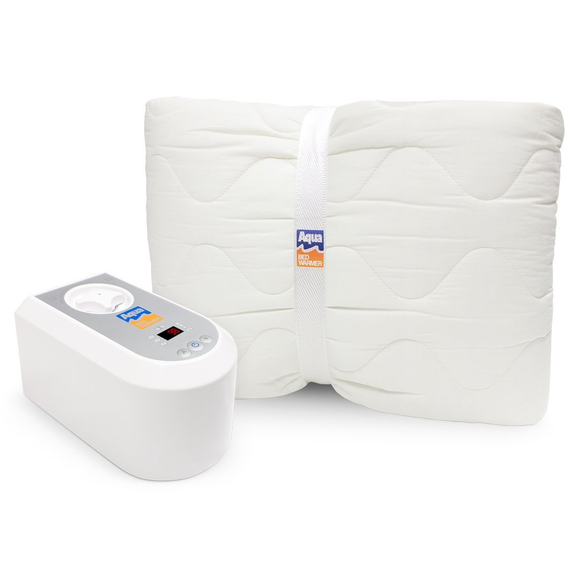 '아쿠아 온수 매트' No 전자파,무소음, Aqua Bed Warmer Non-electric Heater Blanket