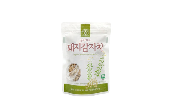 유기농 돼지감자차(Organic Jerusalem Artichoke Tea, Best if used by 2021.05.02)