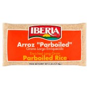 Arroz precocido-Parboiled Rice-Iberia Parboiled Long Grain Rice, 5 lb