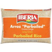 Arroz precocido-parboiled Rice-Iberia Parboiled Long Grain Rice, 10 lb.