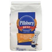 Cereal Seco-Dry Cereal -Harina-flour-Pillsbury Best Unbleached All Purpose Flour, 5.0 lb.