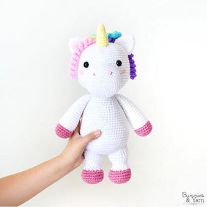 Top 10 Unicorn crochet and FREE Patterns