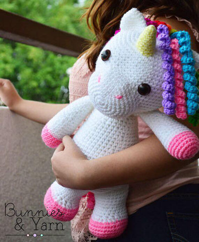 Top 10 Unicorn Crochet Pattern for FREE. DIY for your kids MyLittleUnicorn.ca