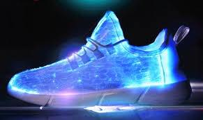 Optic Fiber Shoes, magic shoes, new