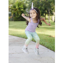 Kids Leggings - Unicorn Girl Leggings