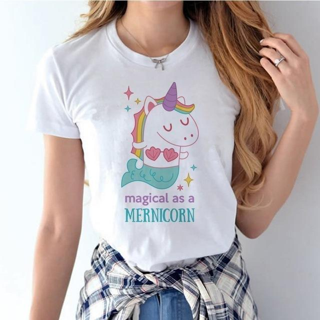 Magical As Mernicorn T-shirt