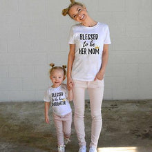 Matching - Matching Girls Clothing T-Shirt MOM